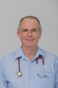 Photo of Dr Brian Donohoe