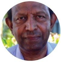 Photo of Dr Sarvesan Pensil