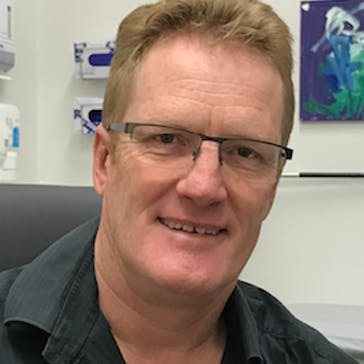 Dr Michael Pokarier Photo