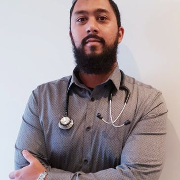 Dr Imran Ali Photo