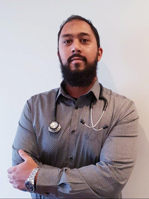 Photo of Dr Imran Ali