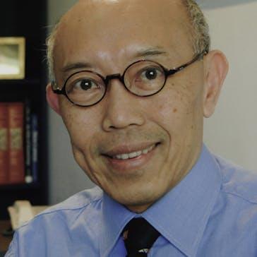 Prof Stephen Lee Photo