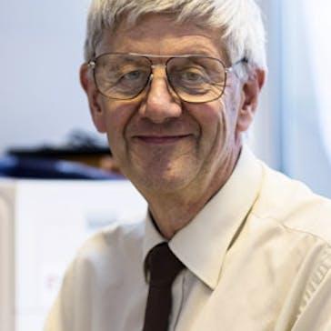 Dr Anthony Van Der Spek Photo