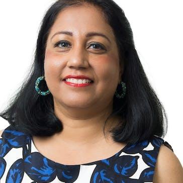 Dr Anita Elias Photo