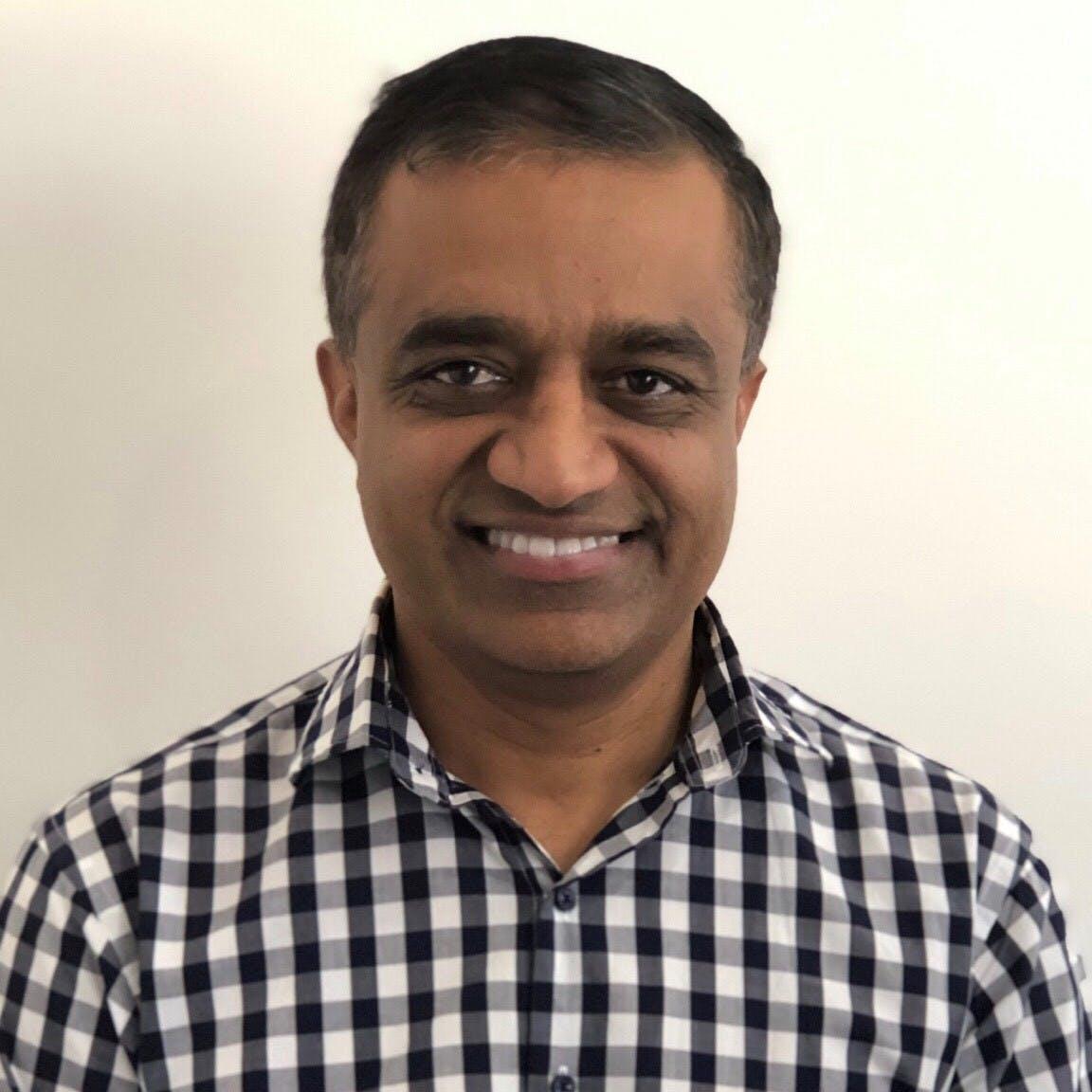 Photo of Dr Kiran Puttappa