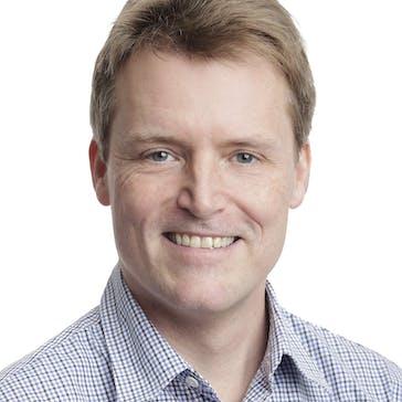 Dr Jasper Mahon Photo