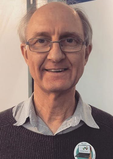 Photo of Dr David Storer