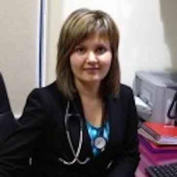 Dr Olga Wingate Photo