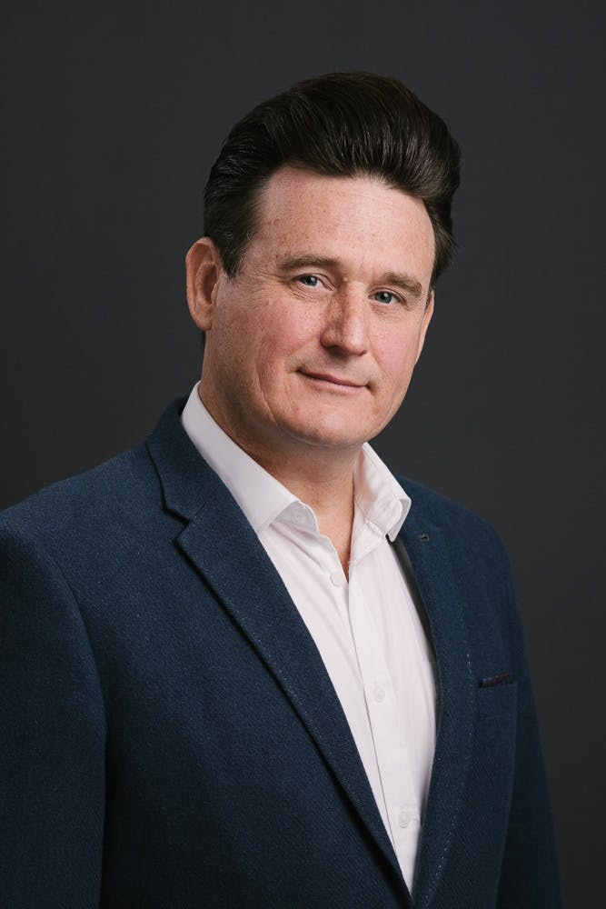 Photo of  Greg Dower