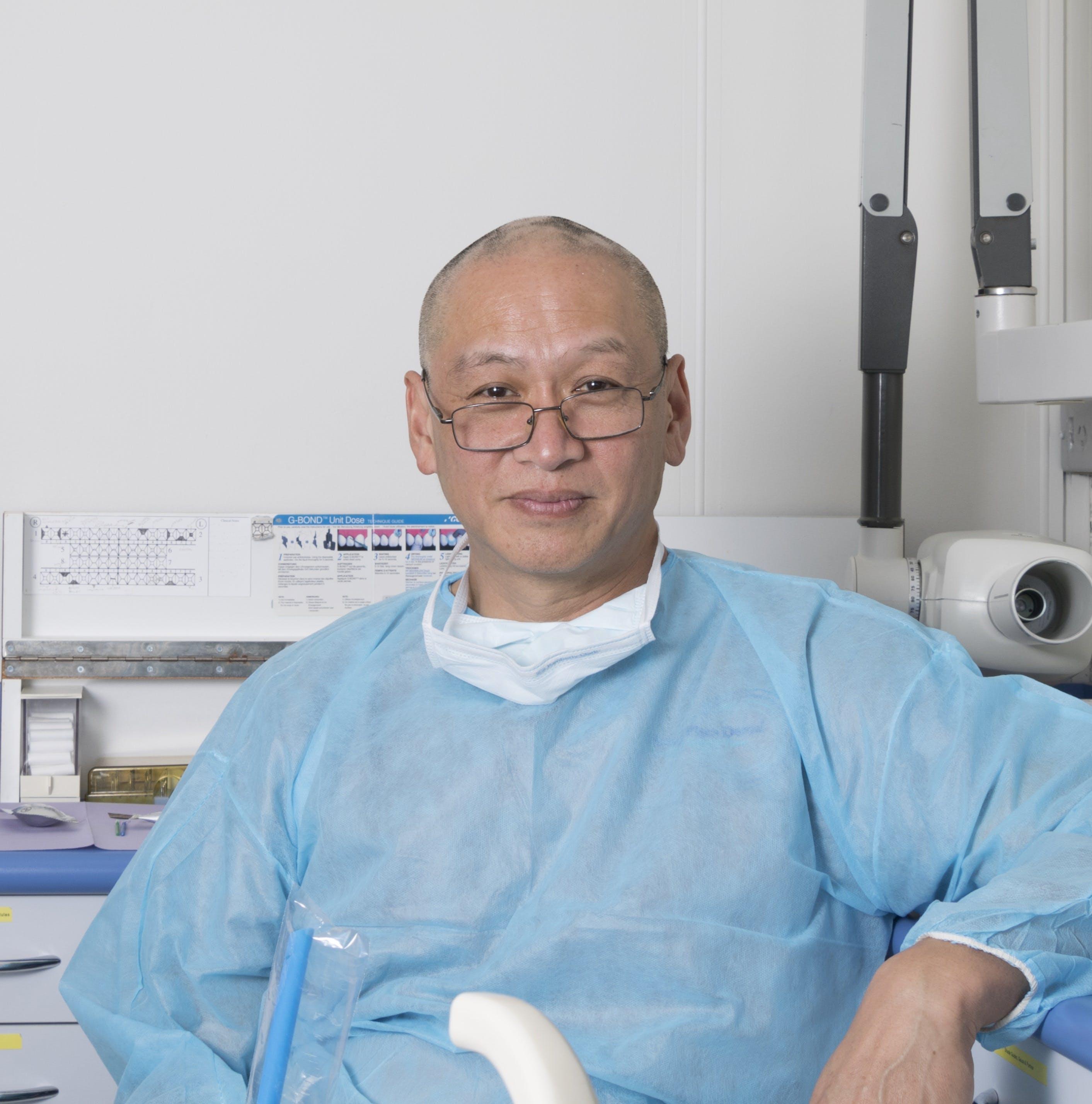 Photo of Dr Felix Tan