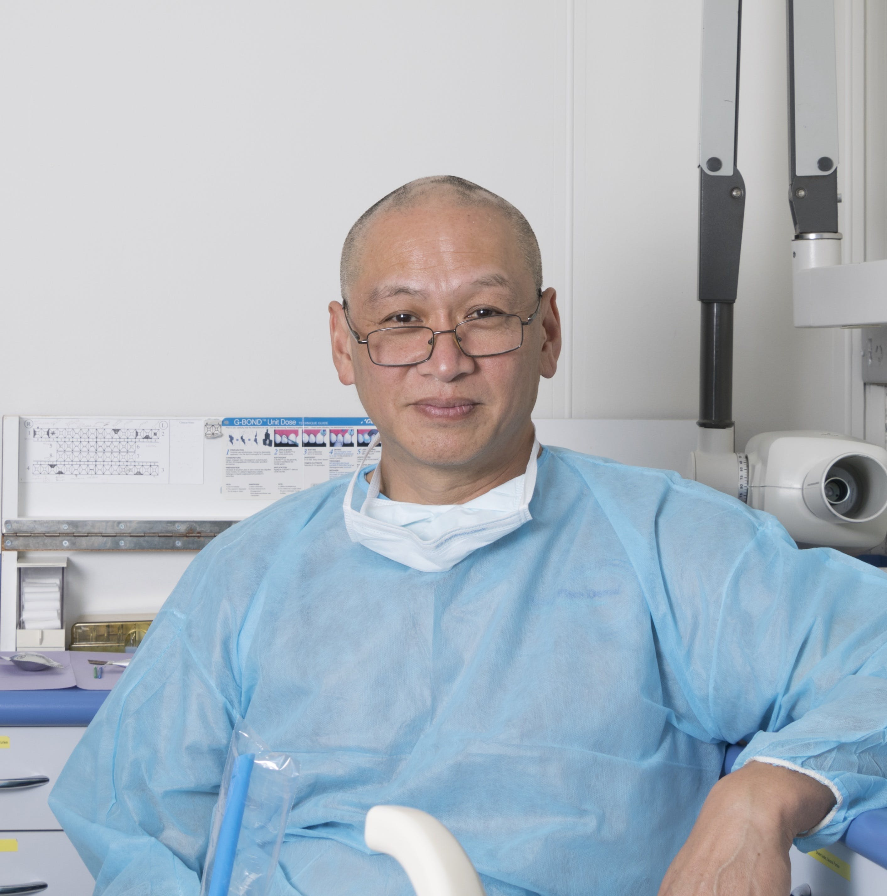 Photo of Dr Felix Tan