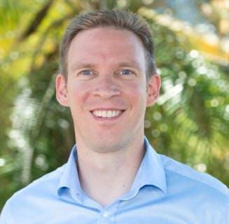 Photo of Dr Matthew Valentine
