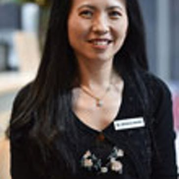 Dr Jessica Wang Photo