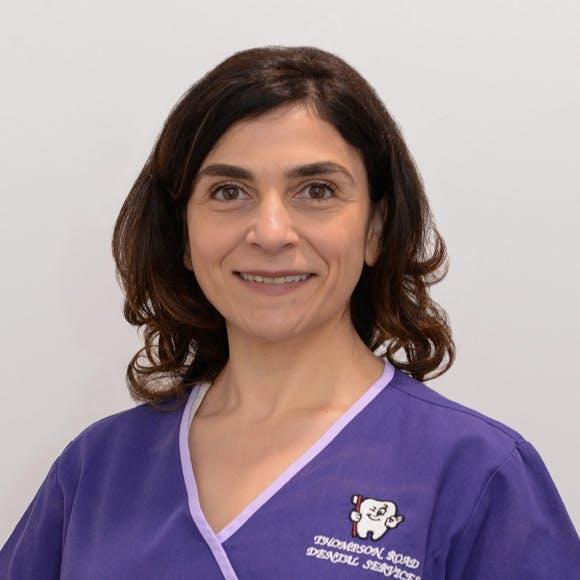 Photo of Dr Sam Charbine