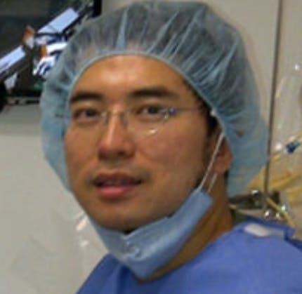 Photo of Dr Frank Huang