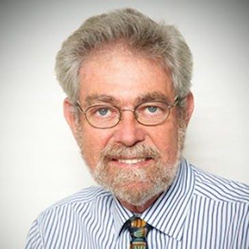 Dr Geoffrey Lane Photo