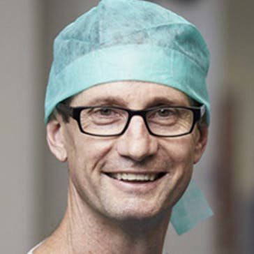 Dr David Colvin Photo