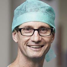 Photo of Dr David Colvin