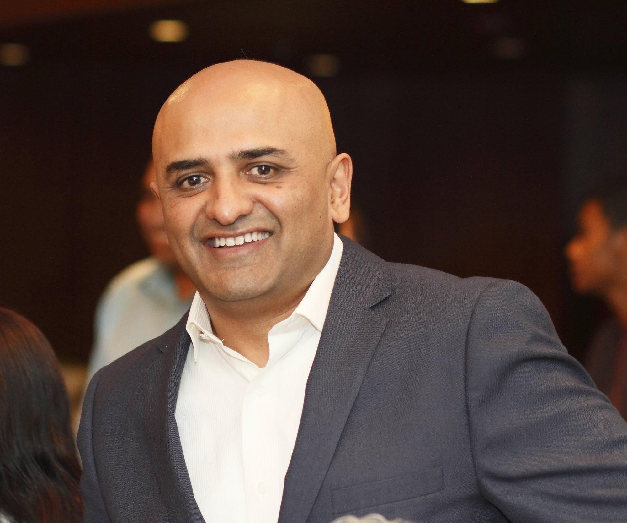 Photo of Dr Aniket Patel