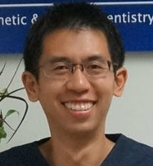 Photo of Dr Mark Chung