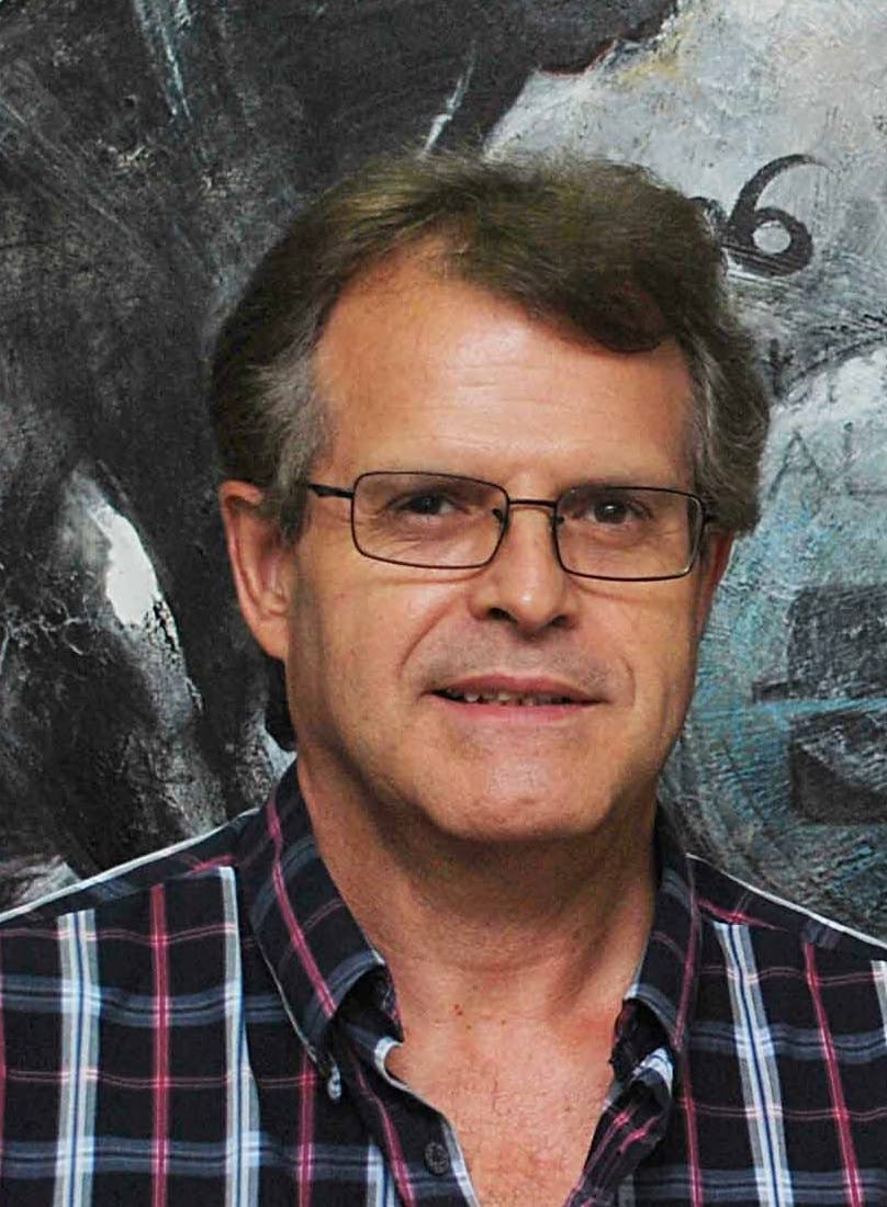 Photo of Dr Matt Kritzinger