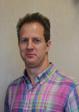 Photo of Dr Benjamin (Ben) Kimberley