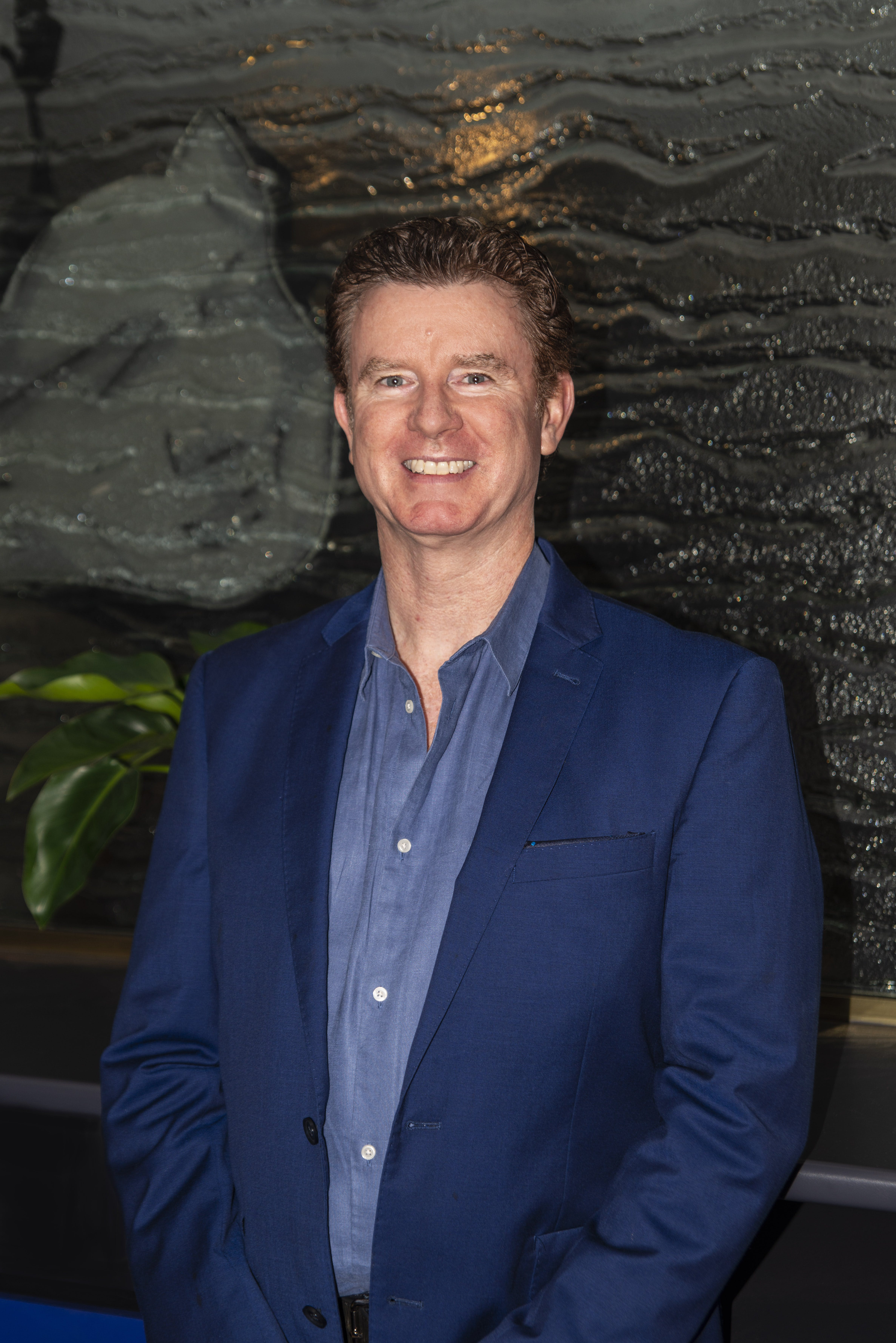 Photo of Dr John de Voy