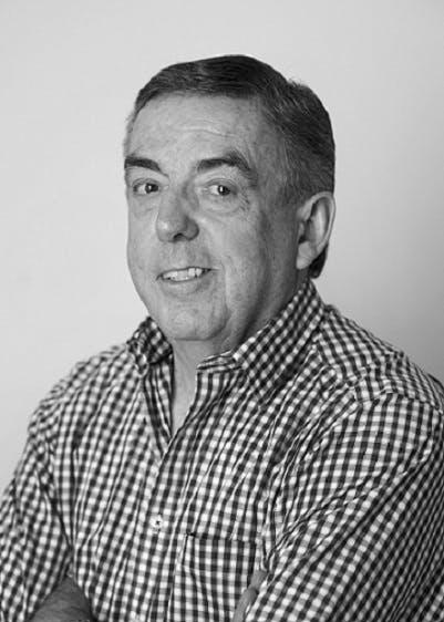 Photo of Dr Robert Rose