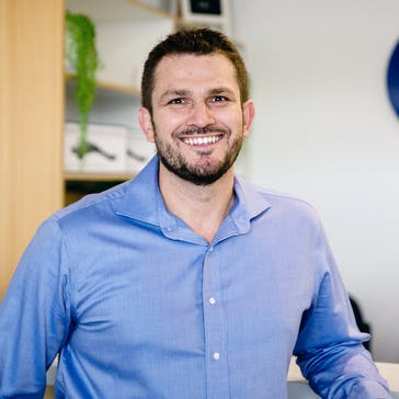 Dr Christopher Haigh -Chiropractor Photo