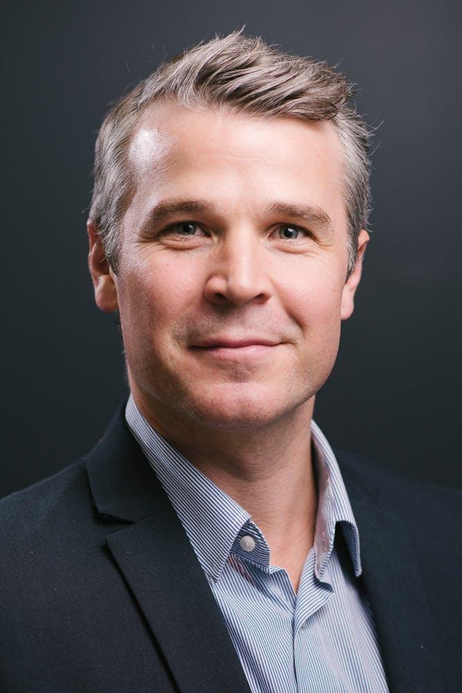 Photo of Mr Darren Stewart