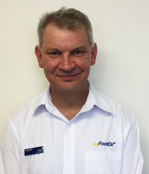 Photo of  Paul Ovaska
