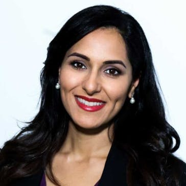 Dr Mina Azarian Photo