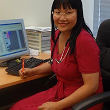 Dr Merian Koh Photo