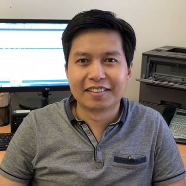Dr Naing Aung Photo