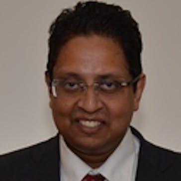 Assoc Prof Arun Abraham Photo
