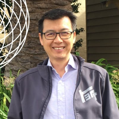 Photo of Dr Phil Yeung