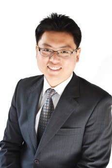 Photo of Dr Fred Kim