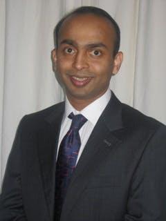 Photo of Dr Kannan Venugopal