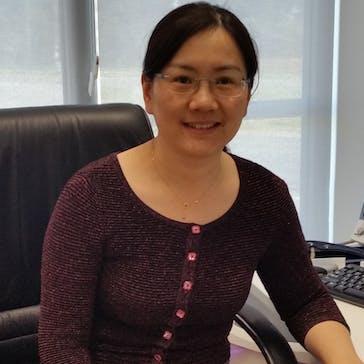 Dr Jian Ruan Photo