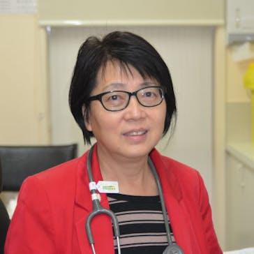 Dr Jing Hu Photo