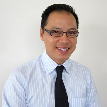Dr Lawrence Chin Photo