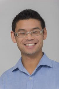 Photo of Dr Colin Chow