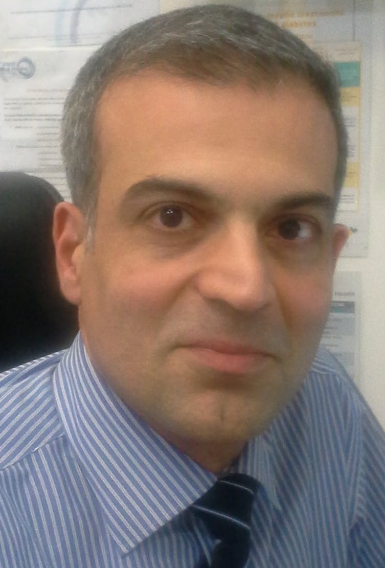 Photo of Dr Hamid Alizadeh