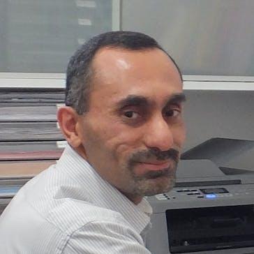 Dr Saad Jaber Photo