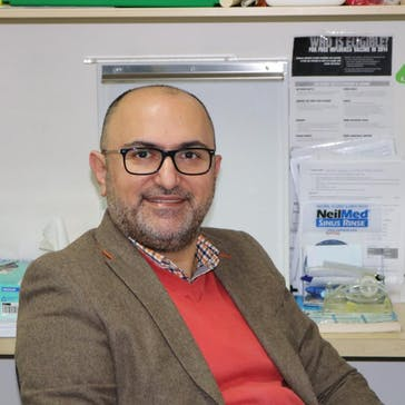 Dr Fadi Metti Photo