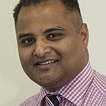 Dr Arj Herath Photo