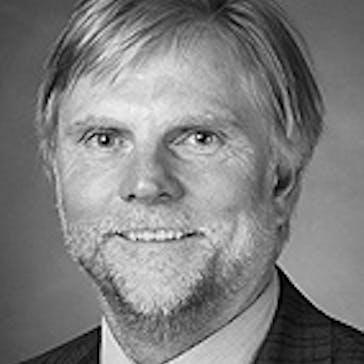 Prof Gary Jeffrey Photo