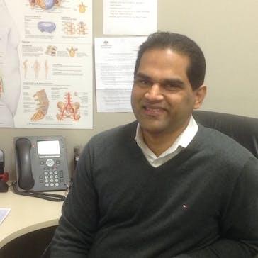 Dr Dinesh Bhaskaran Photo