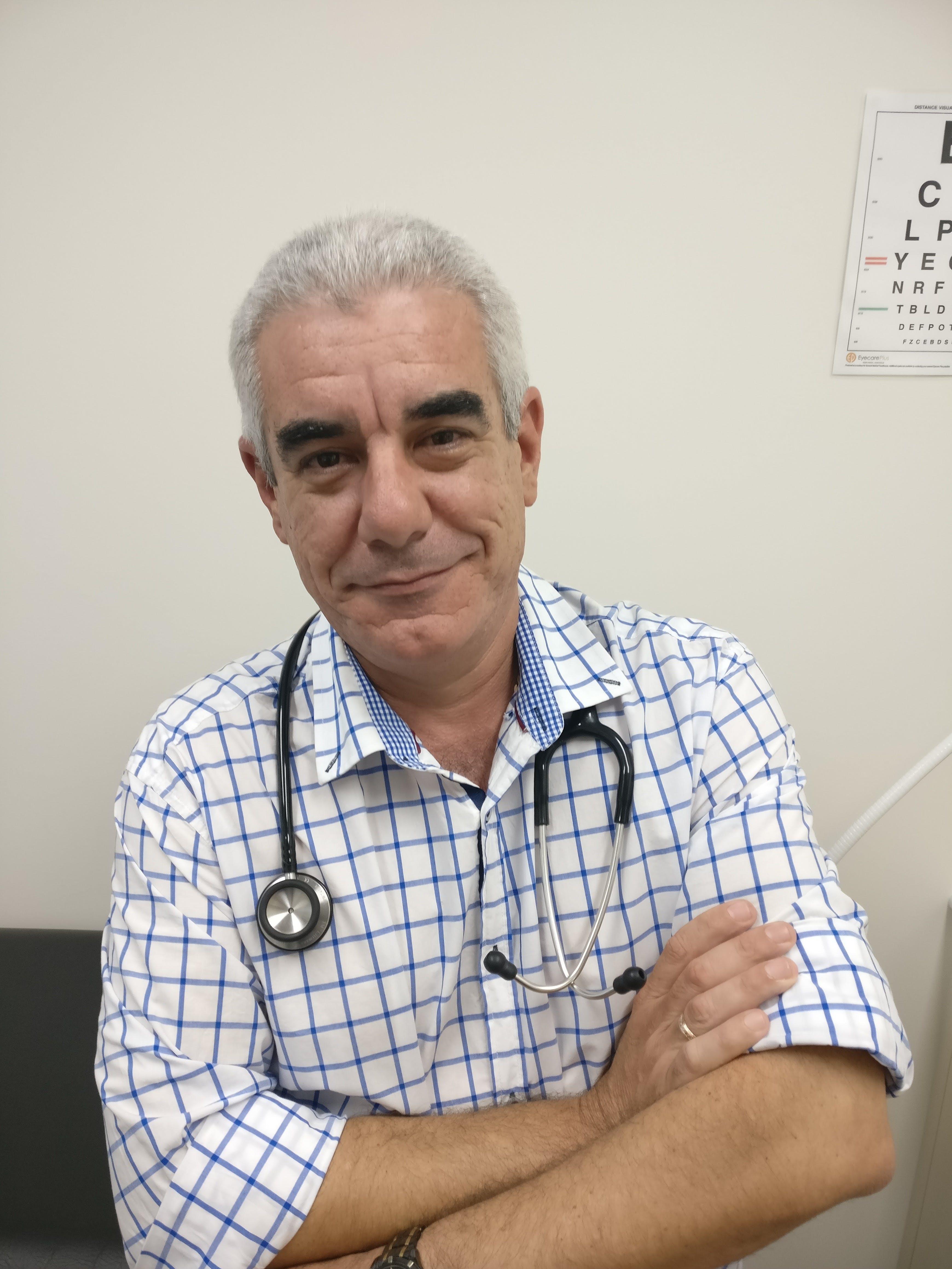 Photo of Dr Edel Garcia