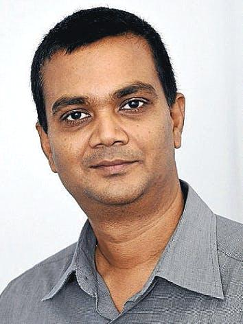 Photo of Dr Pragash Sundaramurthy